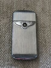 Feuerzeug mit Bentley Embleme