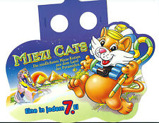 Ü-Ei Paletten Anhänger Miezi Cats aus dem Land der Pyramiden  Ferrero 98 oder99?