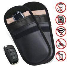 Car Key Signal Blocker Keyless Entry Anti-Theft Fob Pouch Faraday Bag/BIG SALE