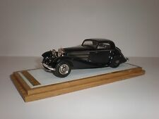 1/43 EMC 1936 Mercedes Benz 540K (W29) Coupe Sindelfingen / Blue