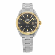 Omega Seamaster Armbanduhren aus Edelstahl für Damen