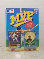 New SCORE MLB MVP - JOHN OLERUD 1990 Rookie Toronto Blue Jays -Card and Col. Pin