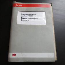 Audi A4 B5 ab 1995 Werkstatthandbuch Elektrische Anlage / Elektrik Stand 1998