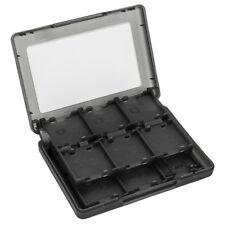 Caja almacenamiento cartucho de 24cartuchos DS Game  Nintendo 3DS DSi XL Lite DS