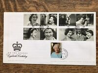 GB FDC 2006 The Queens 80Th Birthday