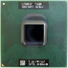 CPU Celeron Mobile Dual Core T1600 1.66/1M/667 SLB6J processore socket P 478