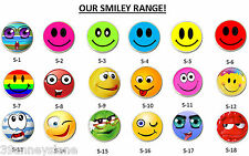 anneys - 2 x smiley golf ball markers