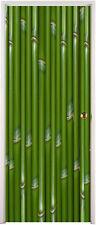 Sticker pour porte plane Bambou 93x204cm