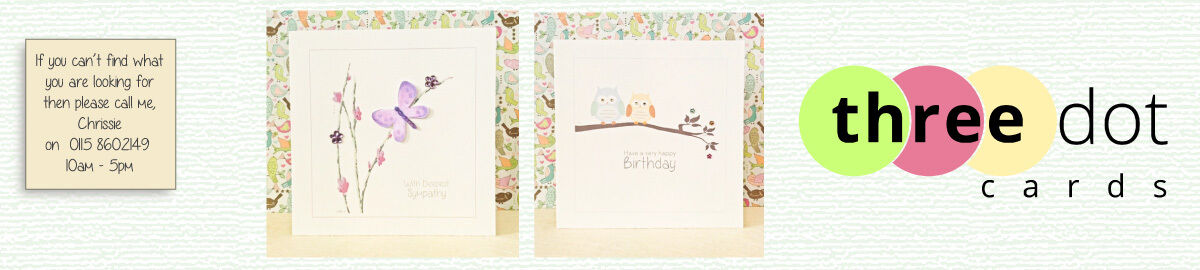 Three Dot Cards and Crafts