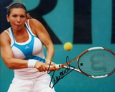Simona Halep Reproduction signed archival quality photo