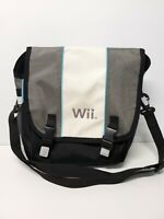 Official Nintendo Wii Console Travel Bag - Storage Case Messenger Shoulder Carry