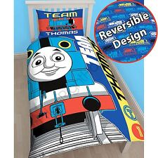 THOMAS THE TANK ENGINE PANNEAU SET HOUSSE DE COUETTE SIMPLE OFFICIEL