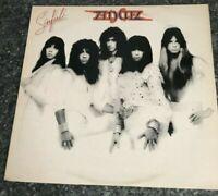 LP VINYL ALBUM ANGEL - UK 1ST PRESS CAL 2046 1979 EX/EX