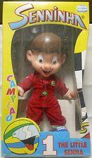 """Ayrton Senna : Senninha 1 The Little Senna 15""""  Figure Multibrink"""