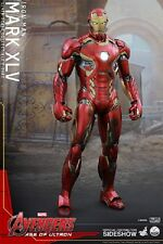 1/4 Scale Avengers Age of Ultron Iron Man Mark XLV Figure Hot Toys 902496
