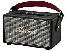 Marshall Kilburn Black Bluetooth Lautsprecher BT Speaker Retro Boxen Aktiv Box
