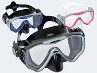 Bestway Taucherbrille Tauchmaske für Erwachsene Hydro Schwimmbrille Schnorcheln