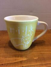 Cow Milk At Home International Coffee Mug: Trisha Richman Design.