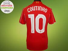 Liverpool Home 2014-2015  10 Coutinho (s) Camisa De Futebol Guerreiro Sylc c0b83f0272ed0