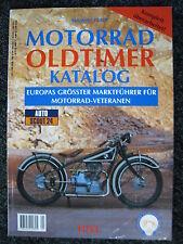 Heel Book Motorrad Oldtimer Katalog 2001 Thomas Trapp (Deutsch)