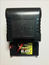 6.0V Quick Battery Charger for NIKKO 598 VAPORIZR Stunt Remote Control Car