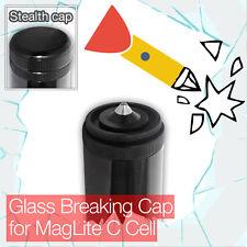 Stealthy de ruptura End/Cola Tapa Para Linterna antorcha de células MagLite C/