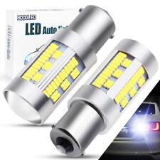 1156 BA15S LED Bulb 105SMD P21W 3000LM White 6000K 20W Car Reverse Signal Lamp