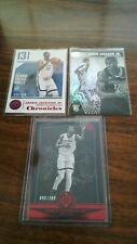 Lot Rookie Cards Jaren Jackson JR Memphis Grizzlies Panini NBA /149 Majestic...