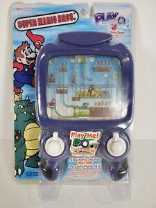 "2005 Dynatech Nintendo ""SUPER MARIO BROS."" (PLAY 2O) Electronic Water Game, NEW!"