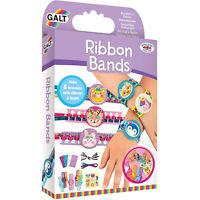 Galt ~ Ribbon Bands ~ Craft Kits 5+