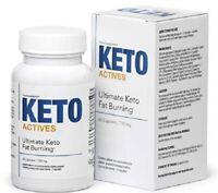 Keto Actives 60 Kapseln - Original direkt vom Hersteller, mit einer original Box