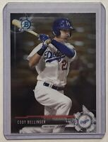 Cody Bellinger 2017 Bowman Chrome RC 🔥 LA Dodgers World Series Champ 🔥 Rookie