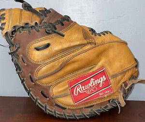 Rawlings RCM22 The Bull Baseball Catchers Mitt Right Throw