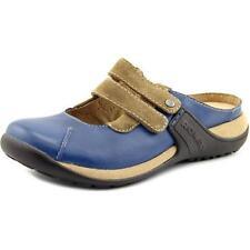 Zapatos planos de mujer azules, talla 37