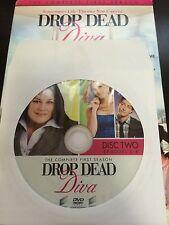 Drop Dead Diva - Season 1, Disc 2 REPLACEMENT DISC (not full season)
