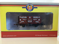 Oxford Rail OR76MW7023 7 Plank Mineral Pearson and Knowles New