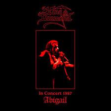 King Diamond in Concert 1987 Abigail Live Ltd Picture Disc Vinyl LP