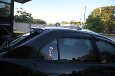 MITSUBISHI LANCER EVO 4 5 6 1996-2000 REAR ROOF VISOR SPOILER WING BODY KIT