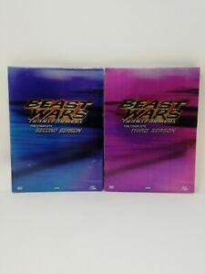 Beast Wars - Transformers : The Complete Season 2 & 3 - Region 1 DVD