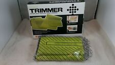 NEW Blue 5.5 Waist Trimmer - Green