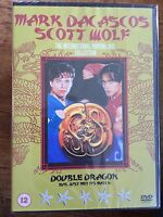 Mark Dacascos Alyssa Milano Doppio Dragon ~1995 Arti Marziali Film Bnib UK DVD