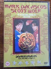 Mark Dacascos Alyssa Milano DOUBLE DRAGON ~ 1995 Martial Arts Film | BNIB UK DVD