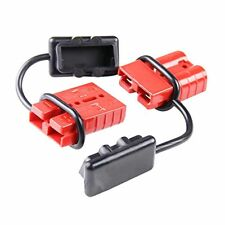 Quick Connector Plug 12V Winch Trailer Driver 120A Battery Electrical Devices