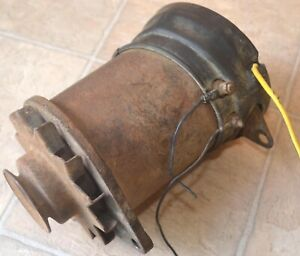 1962-1964 Ford Galaxie Generator & Pulley, 1960 1961 Mercury Used Original, 1963
