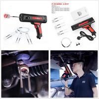 1x EU Plug 220V Induction Magnetic Heater Gun Tool For Car Truck Flameless Heat