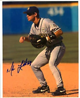 Matt Loretta Autographed / Signed 8x10 Photo