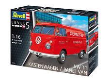 Revell 07049 - 1/16 VW / Volkswagen Kastenwagen - Porsche Renndienst - Neu
