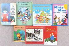 7 alte Kinderbücher: z.B. Micky Maus und seine Freunde etc. e1082