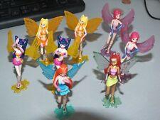 Kinder Surprise Winx 2011 série de 5 figurines +3 doubles + 4 incomplètes