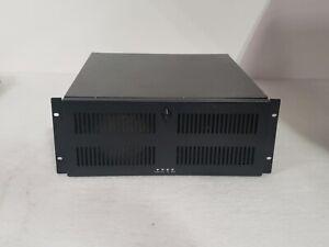Generic 4U Empty Chassis Computer Rackable Rackmount Case DVD-RW
